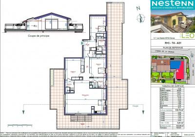 Vente de prestige appartement Genas (69740)