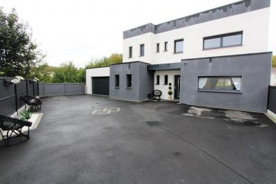 'Magnifique maison cubique individuelle sur la commune de Douai'