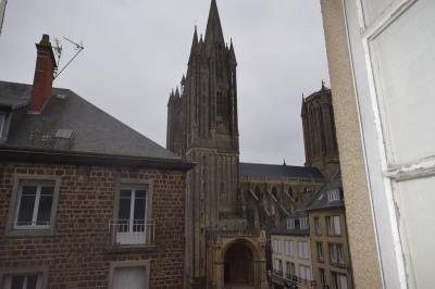 Appartement à vendre - Centre-ville de Coutances