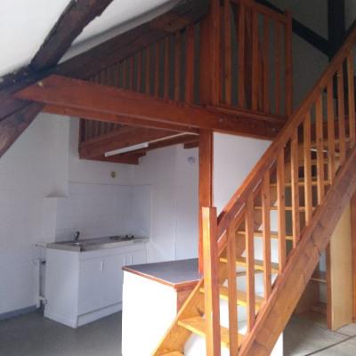 Studio surface 36 m²