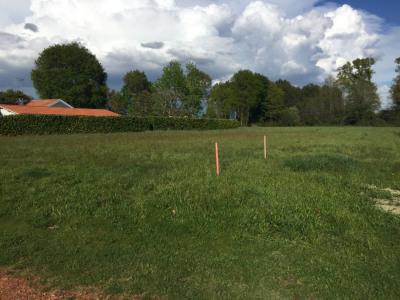 Terrain proche Pontonx Sur L Adour 1626 m²