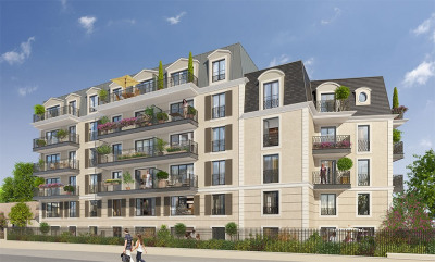 Appartement 3 pièces Clamart