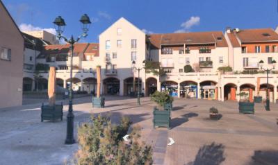 Local commercial 75 m² + place de parking en sous-sol