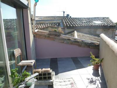 Maison meublée avec terrasse et garage