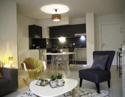 Appartement T3 avec balcon et place de parking privative