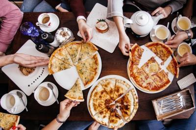 Fonds de commerce de pizzéria
