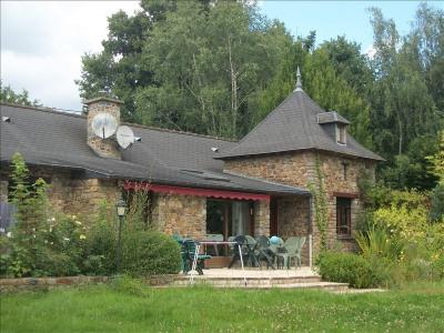 Maison argentre du plessis - 8 pièce (s) - 250 m²