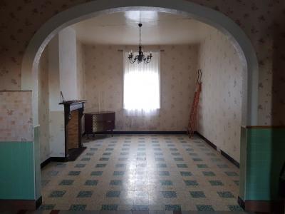 Maison individuelle à rénover