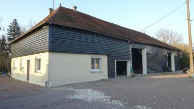A vendre maison + grange à brevonnes fort potentiel