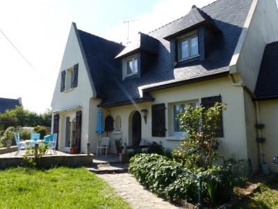Maison ST EVARZEC 7 pièces -165 m²
