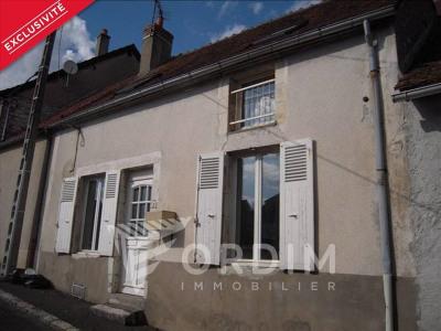 Maison ancienne bonny sur loire - 6 pièce (s) - 122 m²