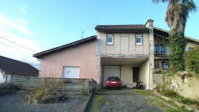Maison Orthevielle - 7 pièces - 172 m² - JARDIN