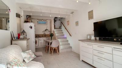Villeneuve-Loubet / Maison 3 pièces 58m² terrasse