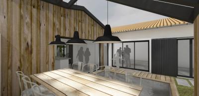 Maison plain-pied La Rochelle 4 pièces 121 m²