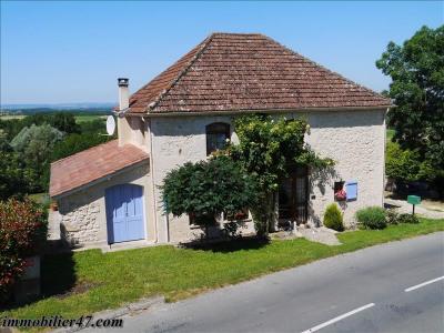 Maison en pierre lacepede - 5 pièces - 132 m²