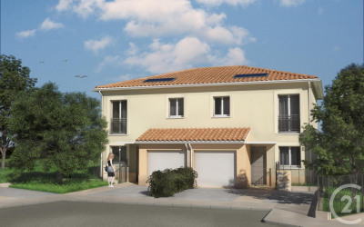Villa 4 rooms Tournefeuille
