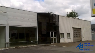 Local commercial Pontivy 1250 m² Morbihan Bretagne