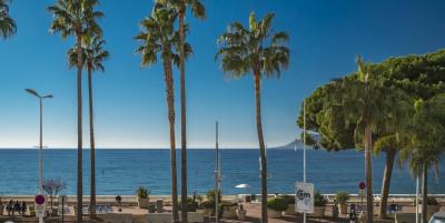 Cannes Croisette 3 Pièces Vue Mer Cannes