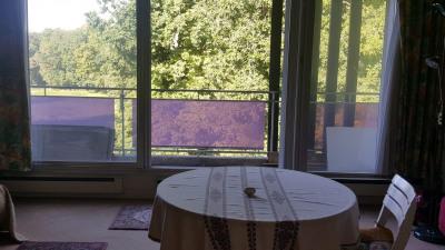 Dans un cadre verdoyant studio de 40 m² donnant sur le golf