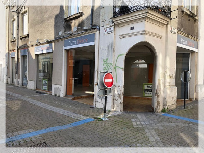 Local commercial Ancenis 2 pièce (s) 77.23 m²