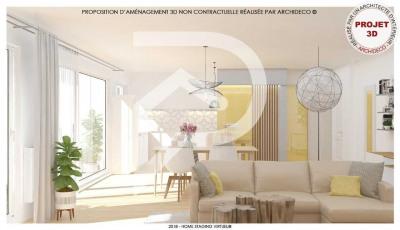 Appartement Soisy Sous Montmorency 2 pièce (s) 62 m²
