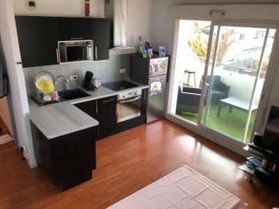 Gujan-Mestras Appartement de type 2 avec terrasse de 12 m²