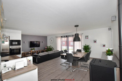 Maison plain pied 107 m² -15 mn sud clermont-ferrand