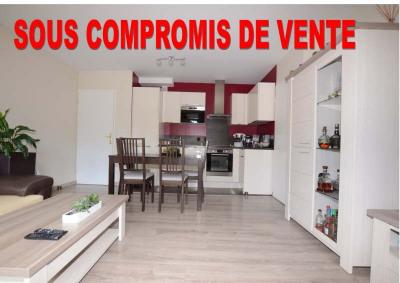 Appartement 3 pièces 57 m² hab