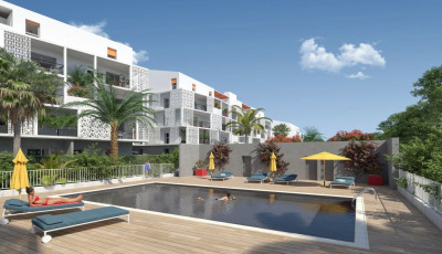 Cannes - 3 room (s) - 58.72 m2