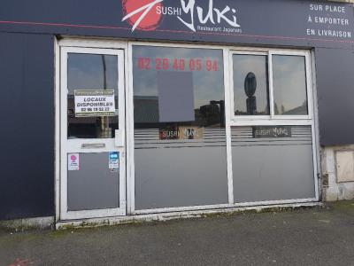 A LOUER Local commercial Quimper 36 m²