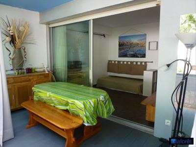 Studio cabine à vendre, LE GRAU DU ROI - 1 pièce (s) - 35.5 m²