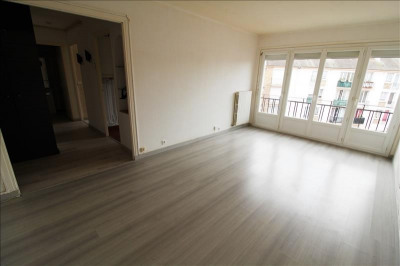 Appartement 2 pièces 45,70m²