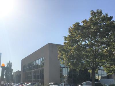 Bureaux Montaudran baie chargement parking proche périph gare