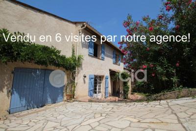 Villa de charme au ROURET, 117 m² - Le Rouret (06650)