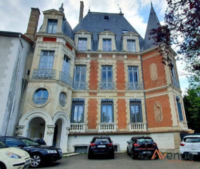 Appartement de 133 m² avec terrasse et jardin
