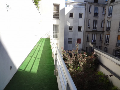 Vente Appartement Paris Convention - 107.1 m²