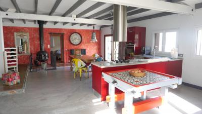 Maison rénovée style Loft