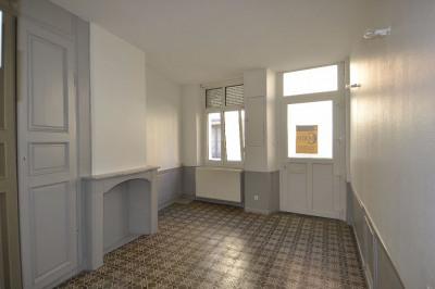 Saint-omer - maison 2 chambres et un bureau