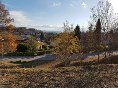 Terrain a bâtir Saint-die - 1168 m²