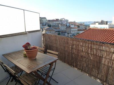 Location appartement Marseille 7ème