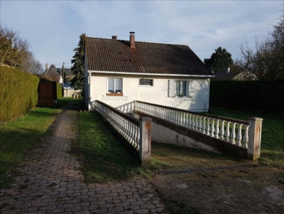 (detached) house 4 rooms