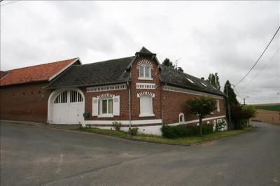 Fermette / corps de ferme, 163 m² - Bapaume (62450)