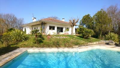 Maison Peyrehorade proche, 5 pièces avec piscine e