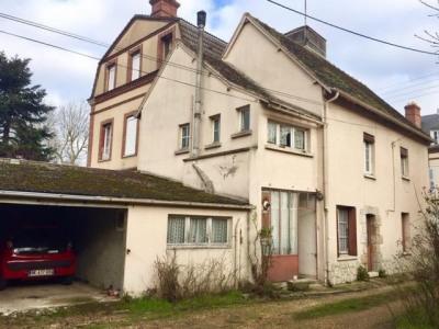 Maison ancienne maintenon - 5 pièce (s) - 152 m²