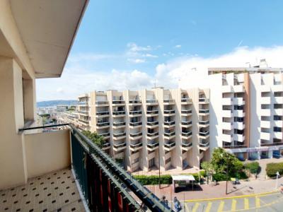 Appartement 3 pièces etage élevé + cave