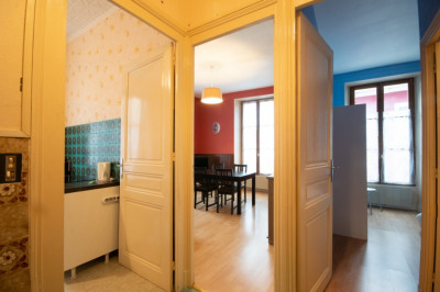 Appartement Allevard 3 pièce(s) 51 m2
