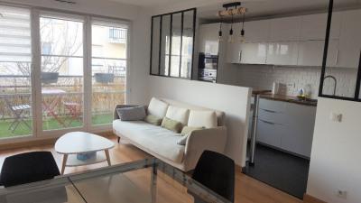 Appartement meublé, 3 pièces