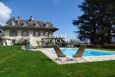 Maison de maître avec piscine proche de chambery, alberville