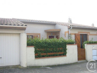 (detached) house 4 rooms Tournefeuille