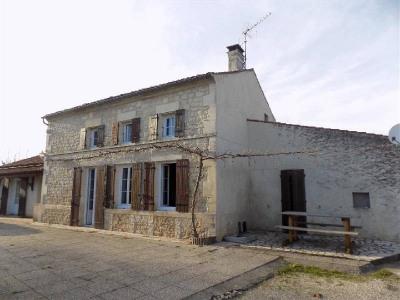 Дом 5 комнат Entre Cognac et Saintes